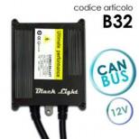 KIT XENO H1 CAN BUS PRO 12V con lampade HQ Black Light