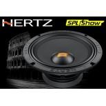 HERTZ - SV 250 .1 Midrange 250 mm SPL SHOW 500w Alta Efficienza 25 cm