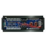 BASS FACE DB2.2 AMPLIFICATORE AUTO 2 CANALI DA 3200 WATT MAX, 2 X 800 RMS