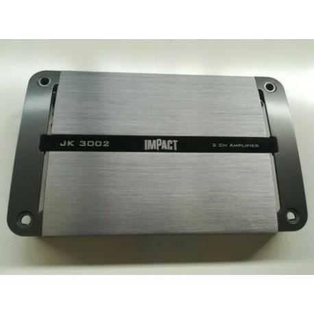 IMPACT JK 3002 AMPLIFICATORE 2 CANALI 1680W 4ohm COMPATTO