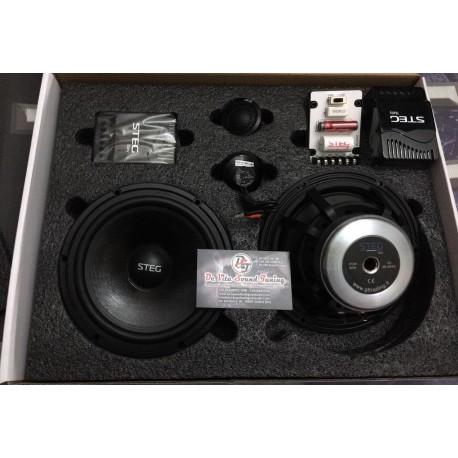 STEG MLG 65C kit 2 vie da 165mm sql 200 watt