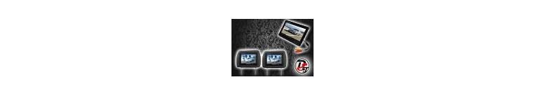 Monitor LCD, monitor tetto e poggiatesta