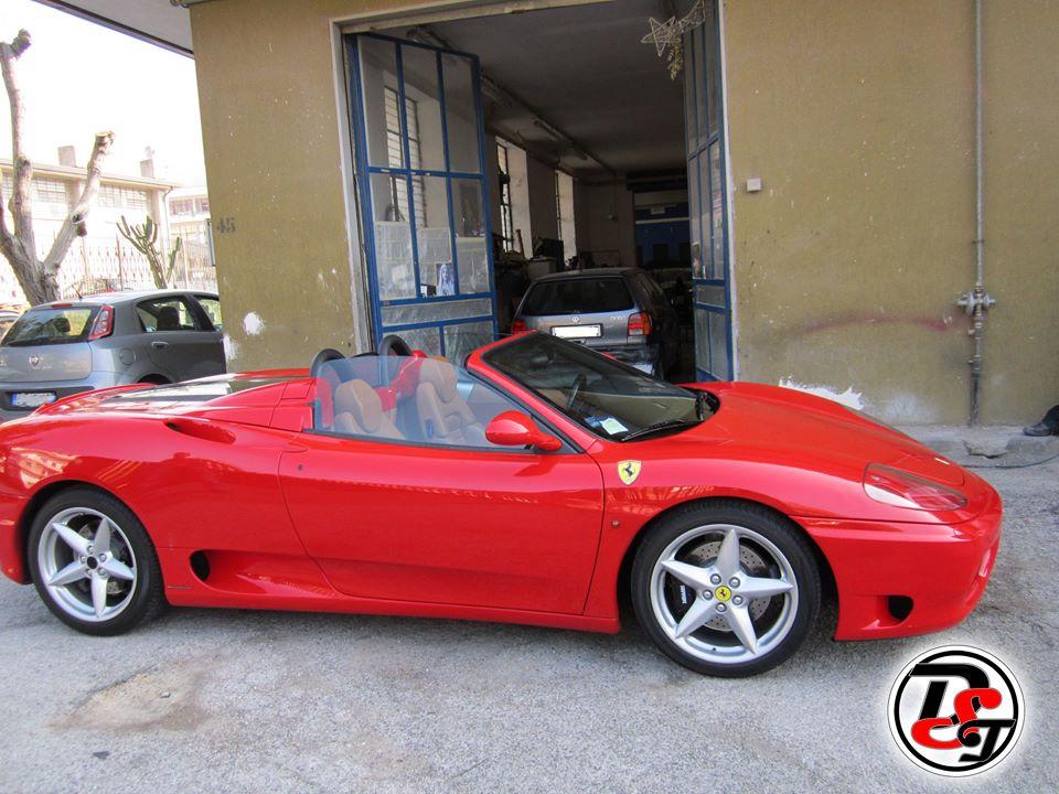Ferrari Autocarrozzeria De Vita Enrico